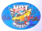 НАКЛАДКА настольн.Hot Wheels Super Car фигурная 39733