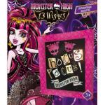 АППЛИКАЦИЯ из фольги Monster High -Герб MH 85189